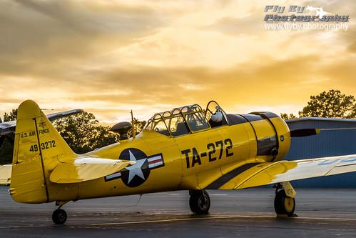 yellow plane virginia flying unitedstates aviation planes usaf warbirds trainer warbird usairforce brandystation northamericant6gtexan commemorativeairforcecaf danhaug culpeperregionalcjr n3167gta272493272cn168726 capitalwing