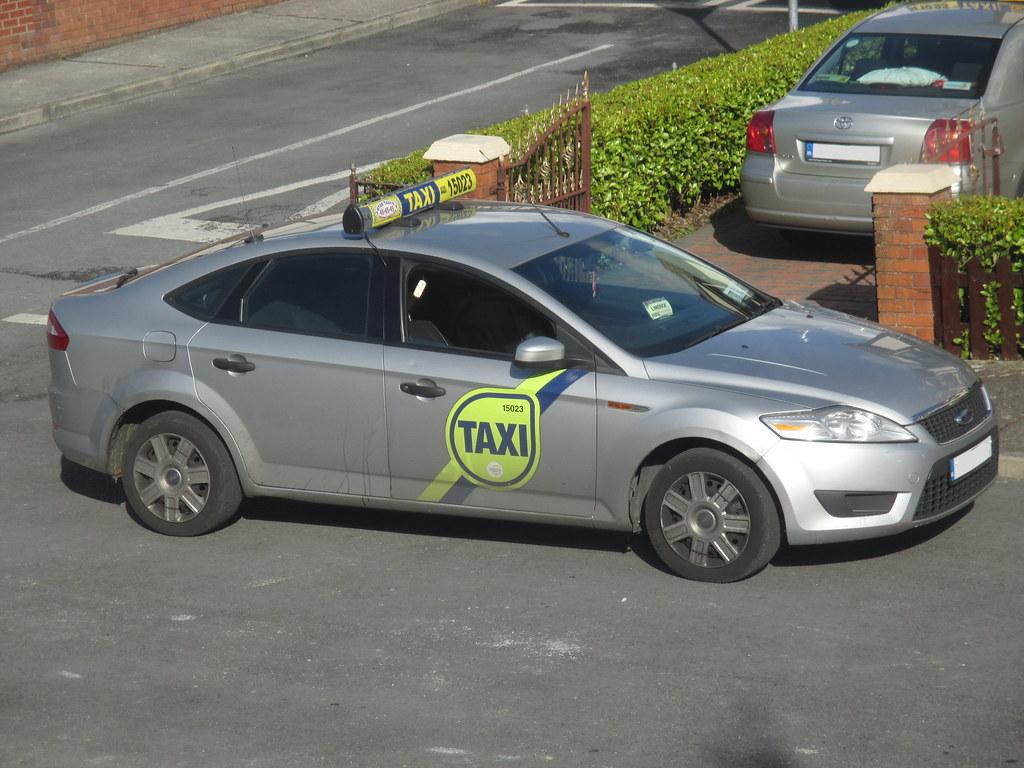 2008 Ford Mondeo Taxi | David O'Connor | Flickr