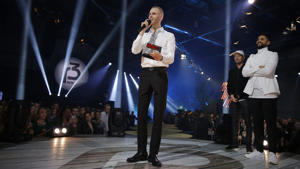 P3-prisen - Lars Vaular - P3 Gull 2015