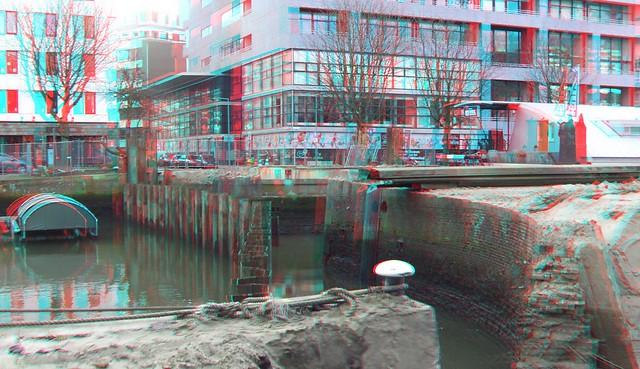 Wijnhaven Rotterdam 3D