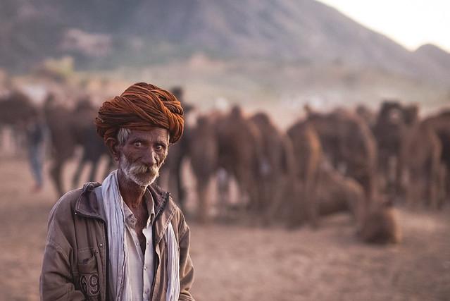 Herder | Brown Turban