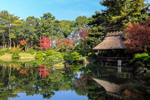 廣島 縮景園 | by IanHsu<3TableTennis