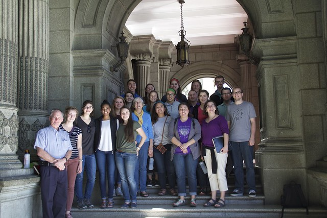 Group Photo at National Palace