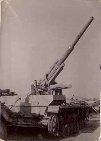 8,8 cm FlaK 36 auf Fahrgestell Pz.Kpfw. IV
