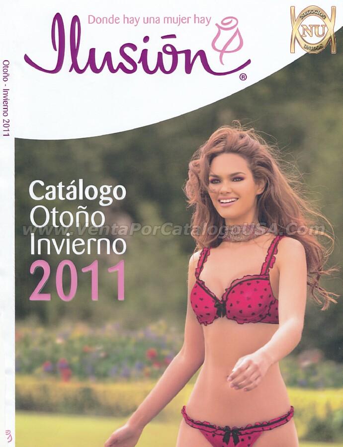efd136622e ... 635 Ilusion Catalogo de Lenceria y Corseteria Ropa Intima para Mujer  Moda Sensual Temporada 2012 Venta