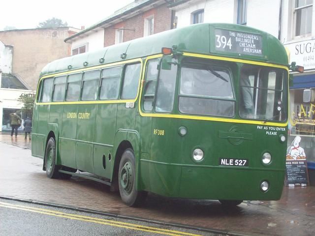 Amersham Bus Running Day 2010-10-03 014