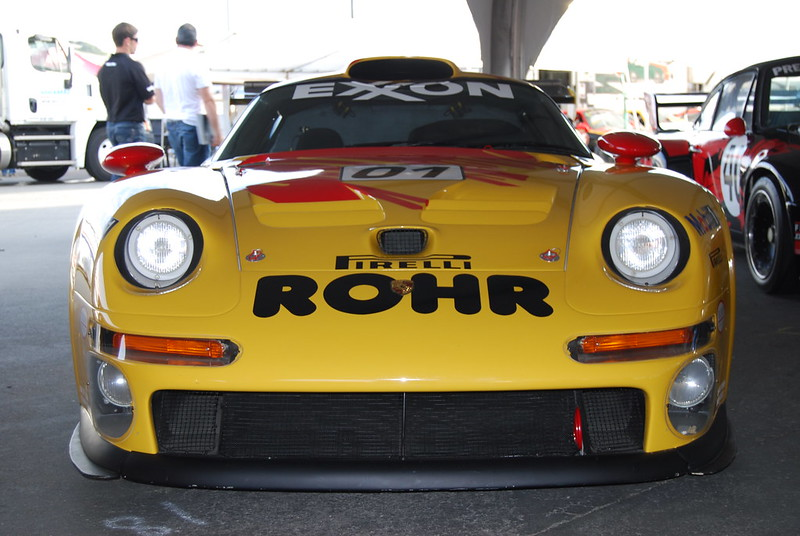 am best 1996 911 GT1 Porsche racing car