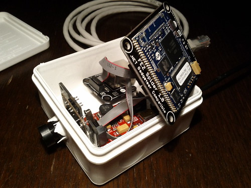 GHI Gadgeteer Minimal Web Cam with REST API | by thomas.amberg
