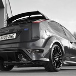 Ford Focus 2.5 RS Performance Blue on Vimeo by Focus RS Direct