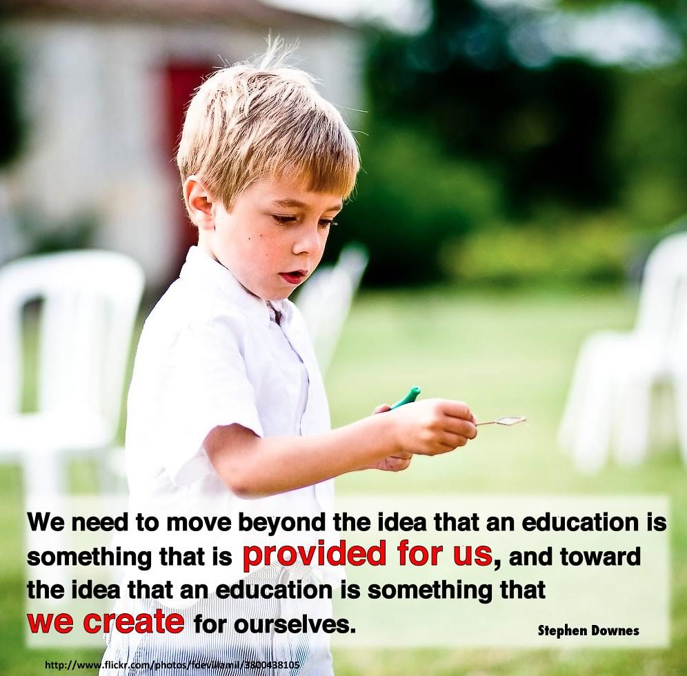 education we create