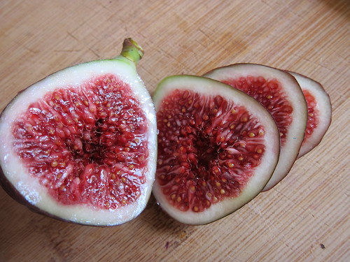 this year, i have discovered an appreciation of figs