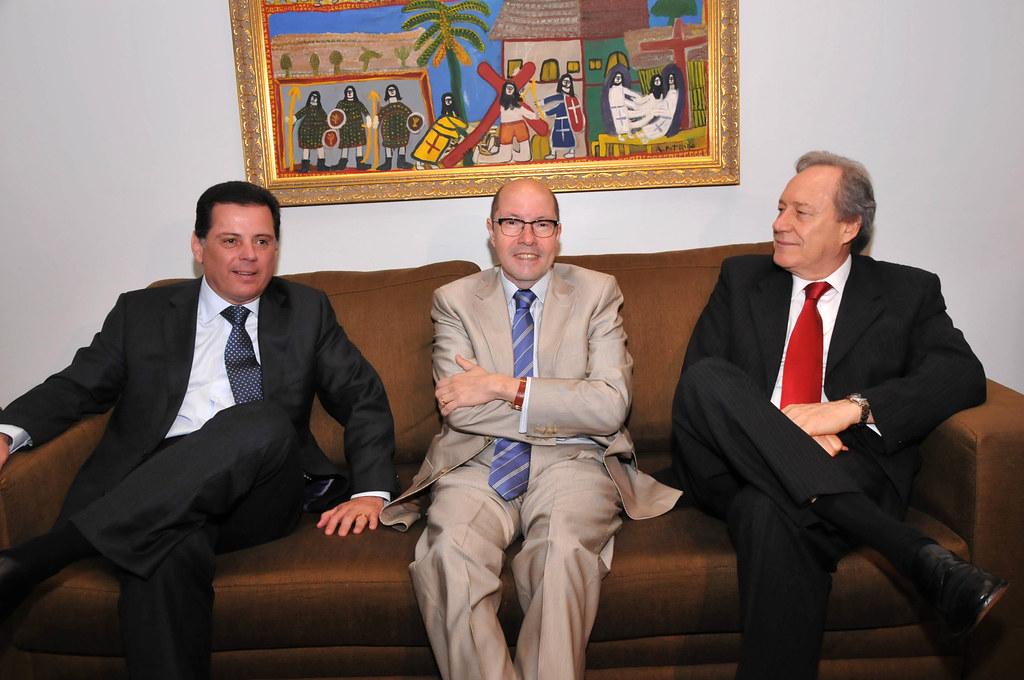 4b41c7a0e ... Marconi Perillo, Ricardo Lewandowski e Demóstenes Torres   by  marconiperillo