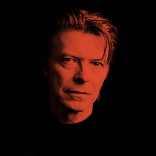 Orange David Bowie