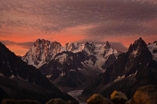 amanecer desde el Lago Blanco (Chamonix)  _DSC2189 copia r n