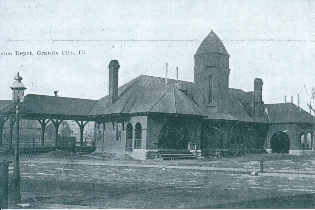 Union depot, Granite City, Illinois