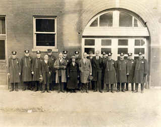 Granite City, Illinois policemen | by Six Miles of Local History