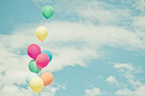 Balloons In The Sky | by JoyHey