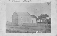 Windsor Church - early photograph