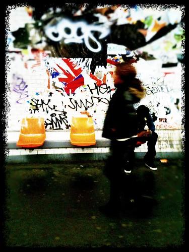Influence souterraine Belleville - Jour de (dé)fête #05   by chupacabra.art