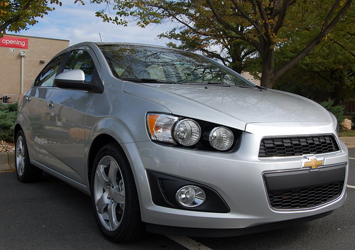 The all-new 2012 Chevrolet Sonic Photo