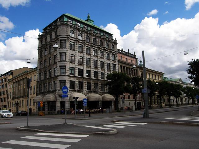 F.d. Skandiahuset