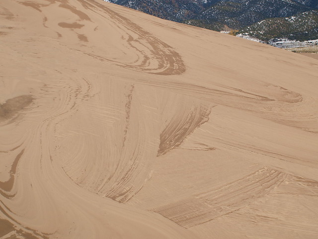 A LITTLE TEXTURE ON THE DUNES