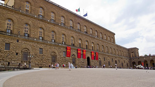Pitti Palace, Florence | by interbeat