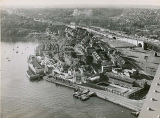 View of Milsons Point and Luna Park (NSW) | by NSW State Archives and Records