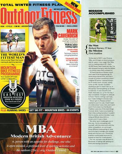Outdoor Fitness Magazine Nov 2011 | by richardbarnes1