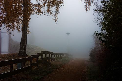 Mist   by Pimthida
