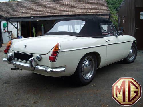1963 MGB Roadster MKI For Sale (3) | 1963 MGB Roadster MKI