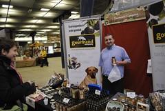 2011. november 18. 12:34 - A szarvasgomba kereső kutya és gazdája