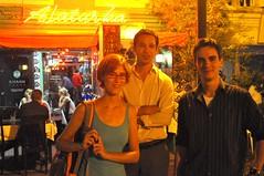 Jean Abel i Evan al Arab Street