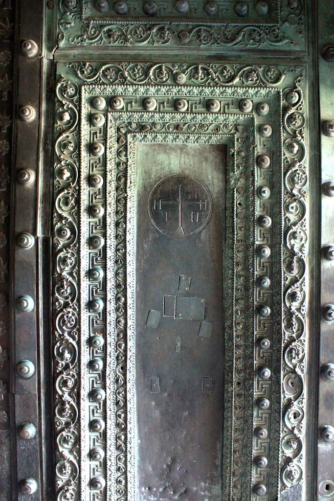 Istanbul Hagia Sophia Splendid Door The Beautiful