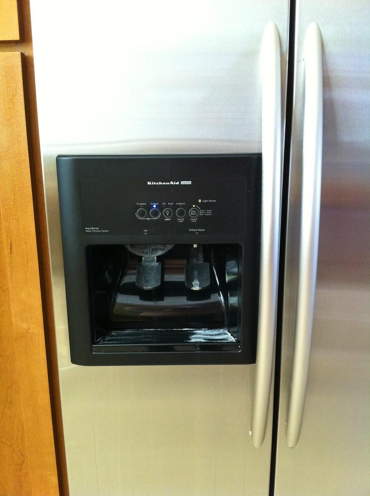 Ice dispenser!