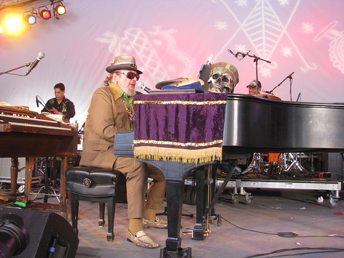 Dr. John - Photo by Danielle Small