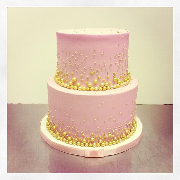 Super Shabby Chic Birthday Cake Polkadots Olga Flickr Personalised Birthday Cards Vishlily Jamesorg