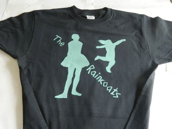 T-Shirt The Raincoats The Raincoats