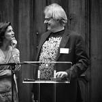 Chris Sigaloff (Kennisland) & Willem Velthoven (Mediamatic)