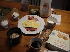 水, 2012-02-22 09:01 - 4日目の朝食