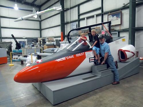 Patuxent River Naval Air Museum, Lexington Park