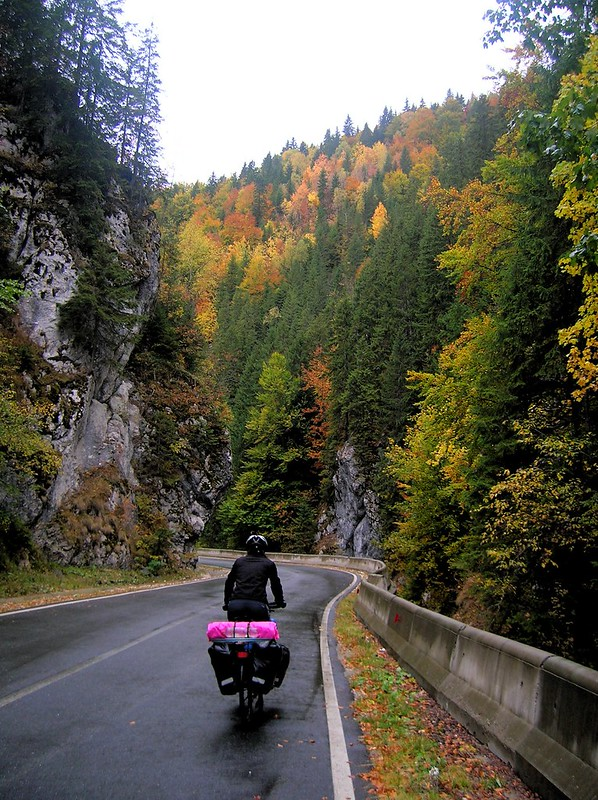Seriously?  Another beautiful gorge in Romania? by bryandkeith on flickr