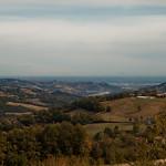 Vista della pianura