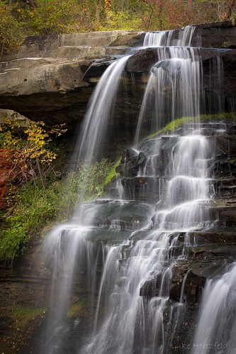 autumn fall nature water rock creek outdoors waterfall gorge layers timeelapsed cuyahogavalleynationalpark