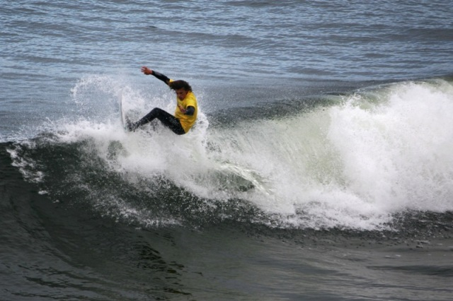 Surfer at Eurosurf Bundoran