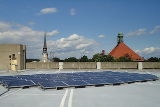 City of Rome Stanwix Parking Garage | by Solar Liberty