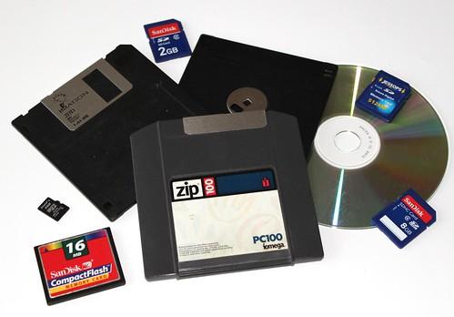 Digital Storage | by Danny Nicholson