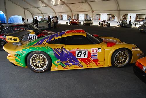 Rohr 911 GT1 1996