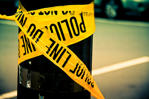 Police tape | by vpickering