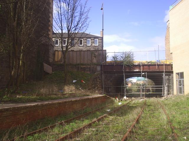 Abbeyhill Station